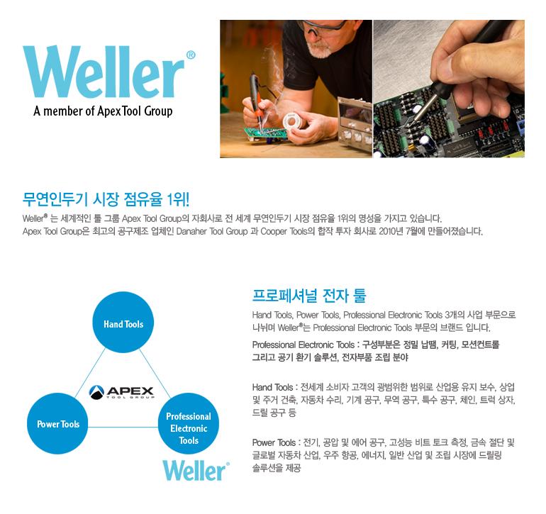 weller 소개글